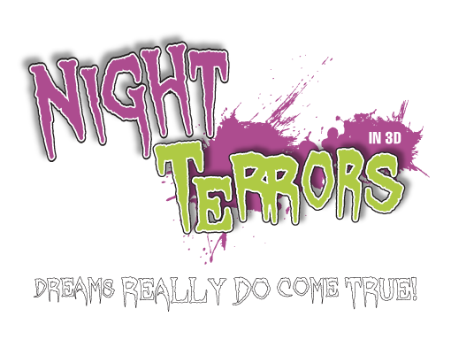 Night Terrors haunted house at the Clark County ScareGrounds