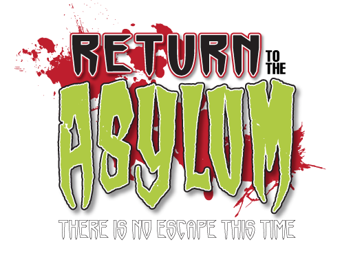 Return to the Asylum haunted house at the Clark County ScareGrounds